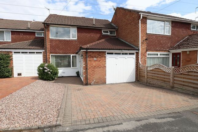Thumbnail Terraced house for sale in Rugby Drive, Macclesfield
