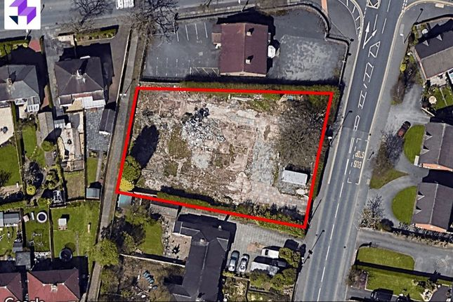 Thumbnail Land for sale in Weston Road, Weston Coyney, Stoke-On-Trent