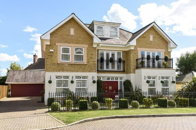 Thumbnail Detached house to rent in Deepcut, Camberley