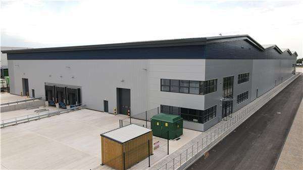 Thumbnail Light industrial to let in Unit 5 Portside Park, Kings Weston Lane, Avonmouth, Bristol