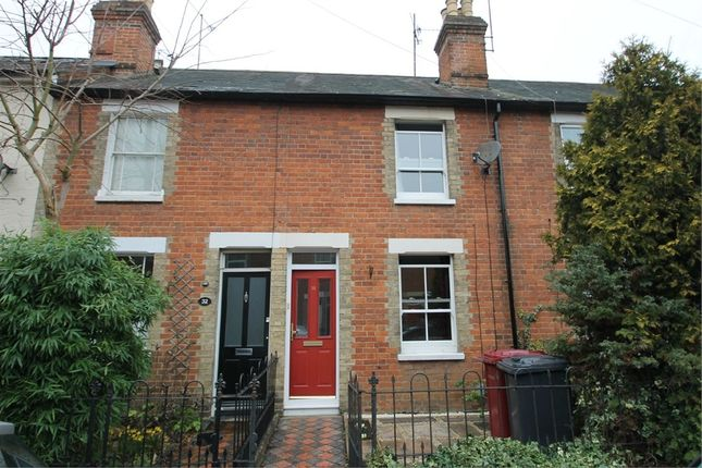 Thumbnail Terraced house to rent in Cardigan Road, Reading