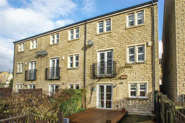 Thumbnail Town house for sale in Wensleydale Way, East Morton, West Yorkshire