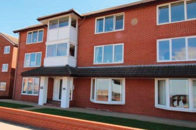 Thumbnail Flat for sale in Addison Court, The Esplanade, Knott End-On-Sea, Poulton-Le-Fylde