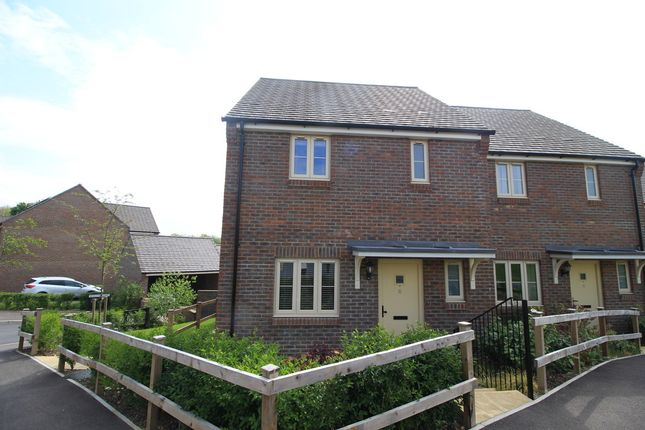 Thumbnail End terrace house to rent in Boyton Mead, Eastleigh