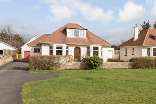 Thumbnail Bungalow for sale in Fullarton Drive, Troon, South Ayrshire