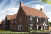 Flat for sale in Yarmouth Road, Blofield
