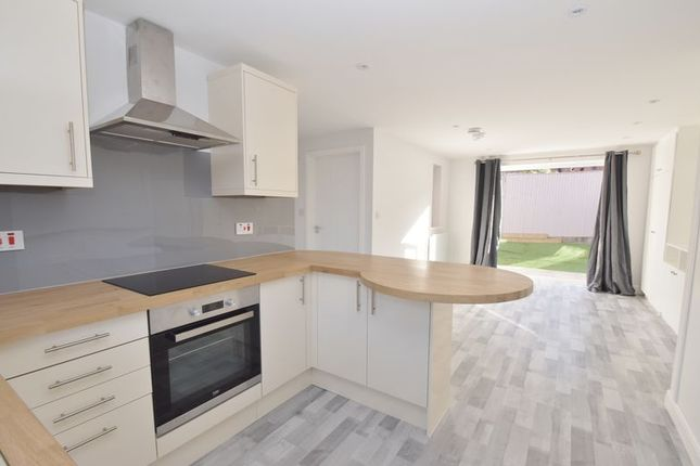 Thumbnail End terrace house to rent in Lane End Road, High Wycombe