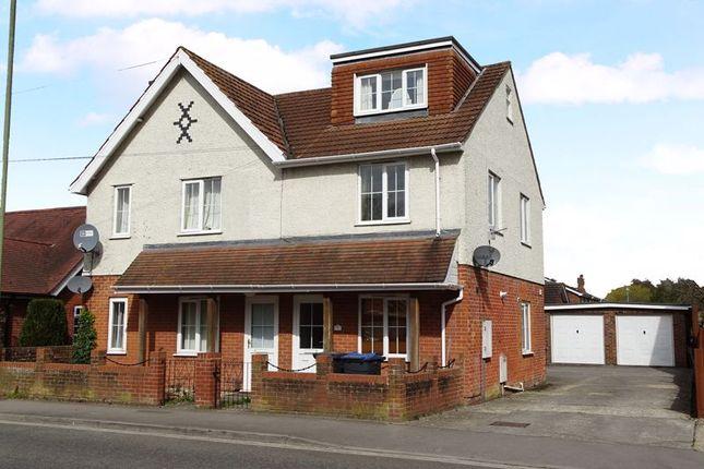 3 bed maisonette for sale in Netherhampton Road, West Harnham, Salisbury SP2