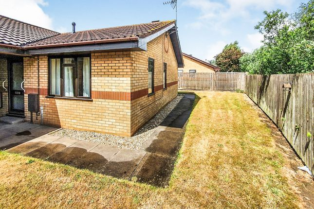 Thumbnail Semi-detached bungalow for sale in Speedwell Crescent, Scunthorpe