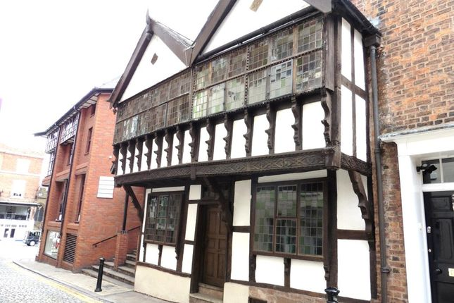 Thumbnail Property to rent in Blackfriars Court, Black Friars, Chester
