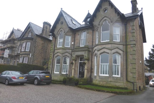 3 bed flat for sale in Leeds Road, Harrogate