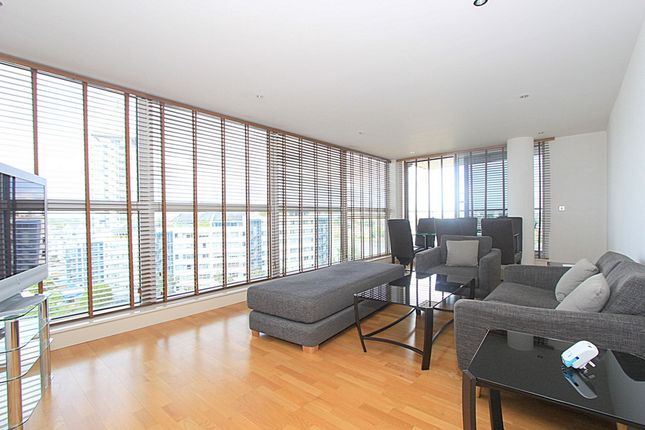 2 bed flat to rent in Harbour Reach, The Boulevard, Imperial Wharf