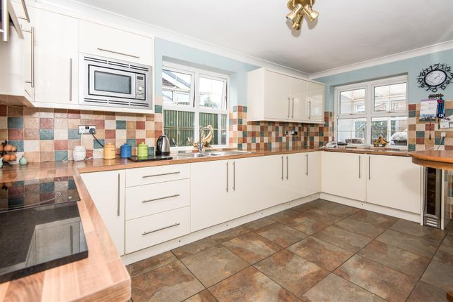 Thumbnail Detached bungalow for sale in Whitton Close, Ranskill, Retford