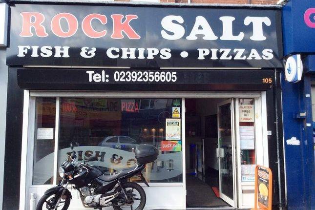Restaurant/cafe for sale in 105 London Road, Portsmouth