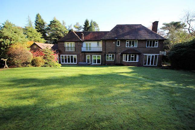 Thumbnail Detached house for sale in Castle Hill, Prestbury