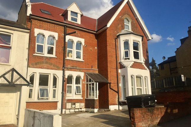 Thumbnail Flat to rent in Eglinton Hill, London
