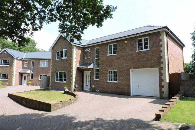 Thumbnail Detached house for sale in Lloyd Street, Trebanos, Pontardawe, Swansea