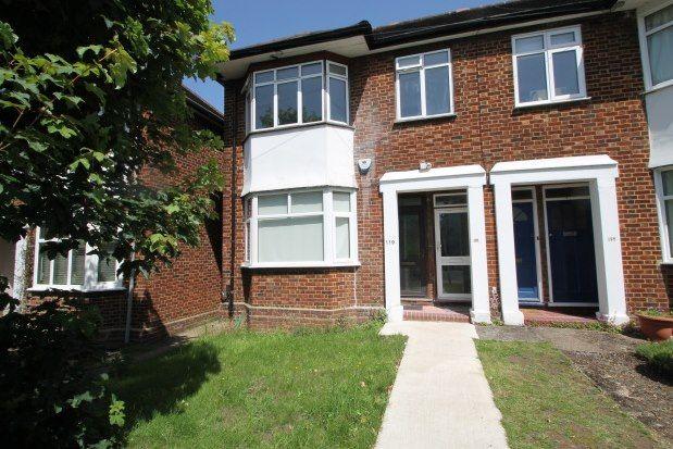 Thumbnail Maisonette to rent in Parkview Road, London