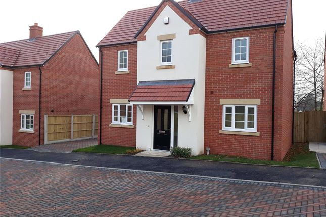 Thumbnail Detached house for sale in Sherbourne Gardens, Bridgenorth Road, Highley