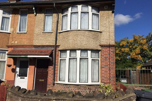 Thumbnail Semi-detached house to rent in St James Road, Luton
