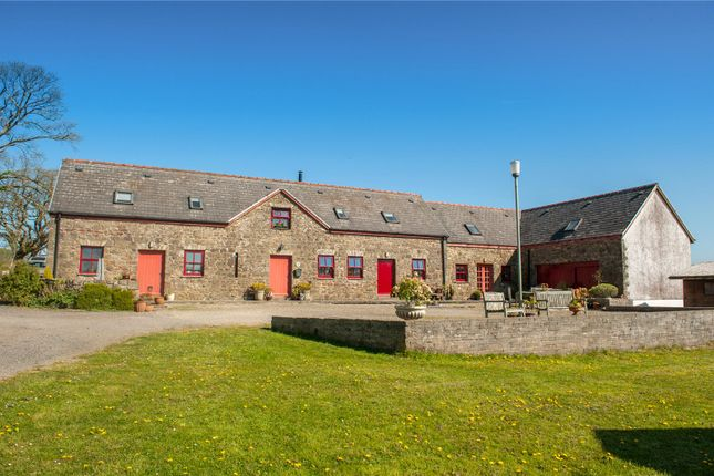 Thumbnail Detached house for sale in Upper Glanrhyd, Llanddewi Velfrey, Narberth, Pembrokeshire