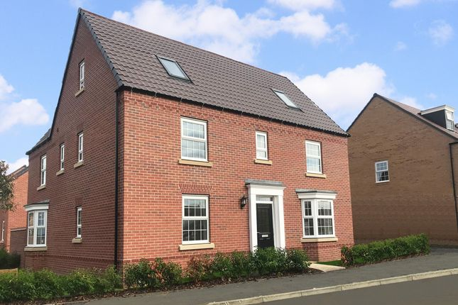 """Thumbnail Detached house for sale in """"Moorecroft"""" at Market Road, Thrapston, Kettering"""