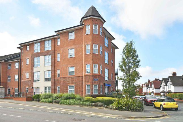 Thumbnail Flat for sale in Adlington House, Wolstanton, Newcastle, Staffordshire