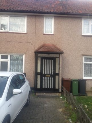 Thumbnail Terraced house to rent in Winterbourne Road, Dagenham