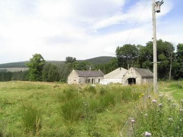 Thumbnail Land for sale in Strathdon