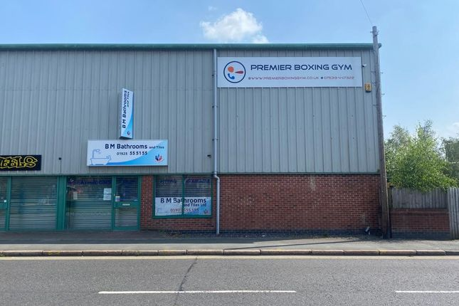 Thumbnail Retail premises to let in Old Liverpool Road, Warrington