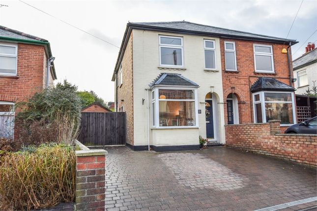 Thumbnail Detached house for sale in Old Heath Road, Colchester, Essex