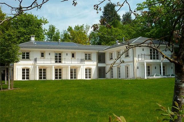 Thumbnail Villa for sale in Stunning New Built Mansion, Collonge-Bellerive, Geneva, Geneva, Switzerland