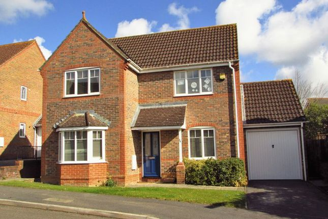 Thumbnail Detached house for sale in Wansey Gardens, Newbury