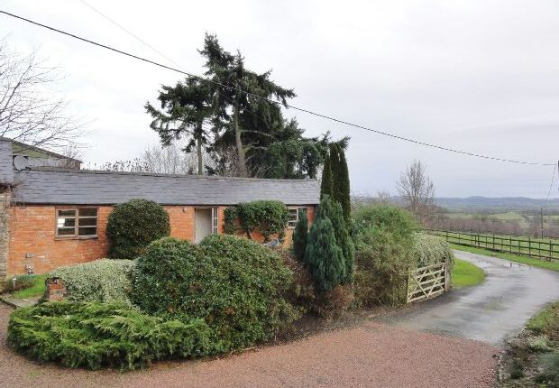 Thumbnail End terrace house to rent in Caerswall, Much Marcle, Ledbury