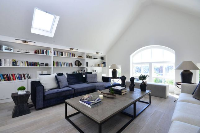 3 bed flat for sale in Linstead Street, West Hampstead