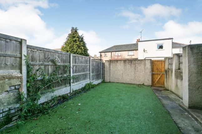 Rear Garden of St Margarets Road, Llandudno Junction, Conwy, North Wales LL31