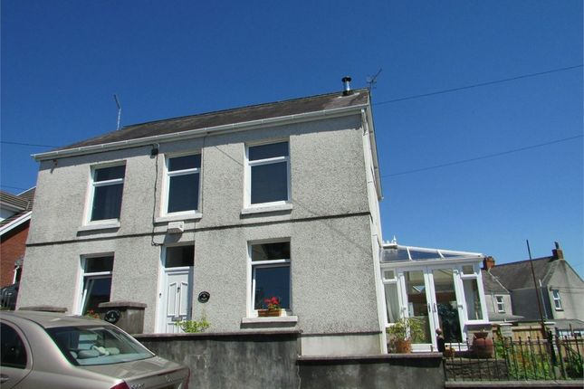 Thumbnail Detached house for sale in Smithfield Road, Pontardawe, Swansea, West Glamorgan