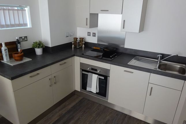 Thumbnail Flat to rent in Pershore Street, Birmingham