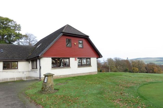 Thumbnail Flat to rent in Stewards Flat, Minto Golf Club, Minto, Hawick