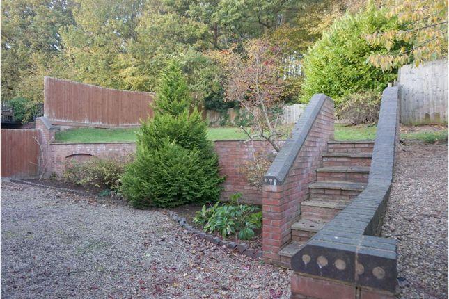 Rear Garden of Lichfield Road, Hopwas B78