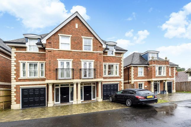 Thumbnail Semi-detached house to rent in Cavendish Road, St. Georges Hill, Weybridge