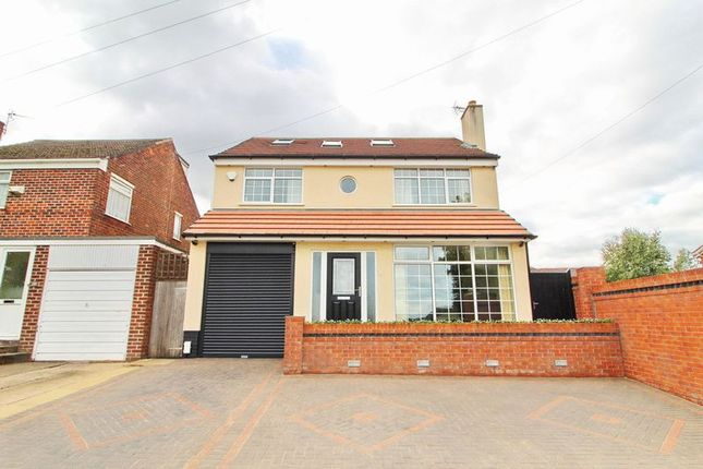 Thumbnail Detached house for sale in Mort Lane, Tyldesley, Manchester