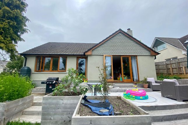Thumbnail Detached bungalow to rent in Ashleigh Road, Barnstaple