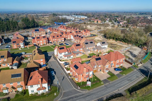 Thumbnail Town house for sale in Goodearl Place, Princes Risborough