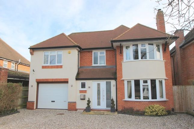 Thumbnail Detached house for sale in Dale Avenue, Stratford-Upon-Avon