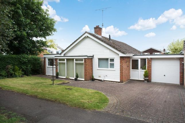Thumbnail Bungalow for sale in The Drive, Oakley, Hampshire