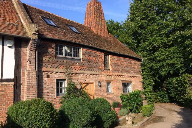 Thumbnail Semi-detached house to rent in Haxted Road, Edenbridge