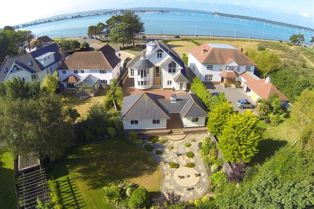 Thumbnail Detached house for sale in Brudenell Avenue, Canford Cliffs, Poole, Dorset