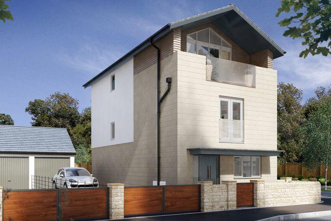 "Thumbnail Detached house for sale in ""Aseda"" at Granville Road, Lansdown, Bath, Somerset, Bath"