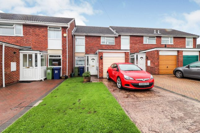Thumbnail Terraced house for sale in Green Bank, Gloucester